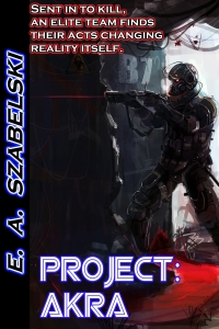 Project: AKRA cover